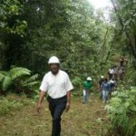 acting_agriculture_minister_timothy_walks_part_of_the_trail.jpg
