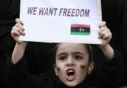 libyan-protest