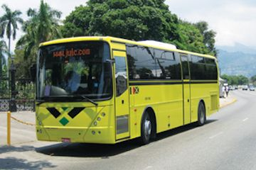 One injured as bus comes under fire in Jamaica 6