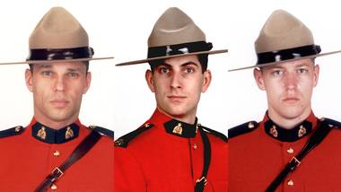 Moncton's fallen Mounties: Three lives of public service lost 10