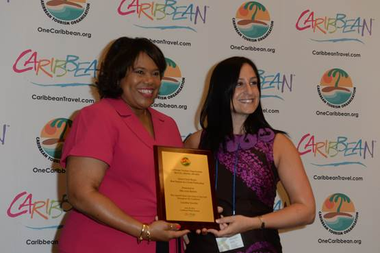 INTERNATIONAL MEDIA PARTNERS HONOURED BY CTO DURING CARIBBEAN WEEK TORONTO 3