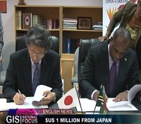 Dominica Receives Million Dollar Grant fund from Government of Japan 12