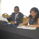 Region's public sector tourism body and hemispheric agriculture agency ink cooperation agreement 5
