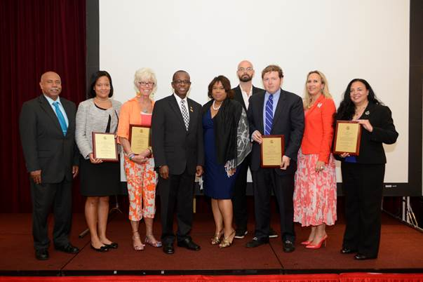 CTO honours travel journalists 8