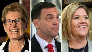 Ontario election 2014: Liberals re-elected with majority 7