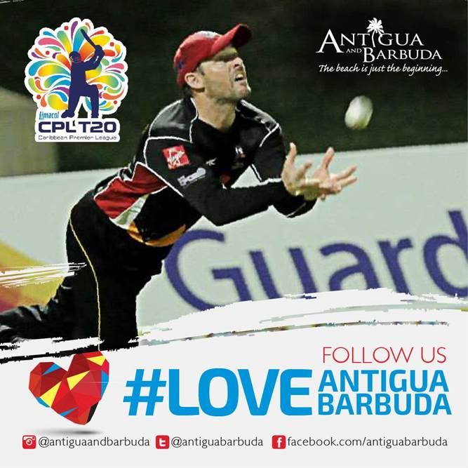 The Antigua & Barbuda Tourism Authority Invites You to #LOVEANTIGUABARBUDA 4