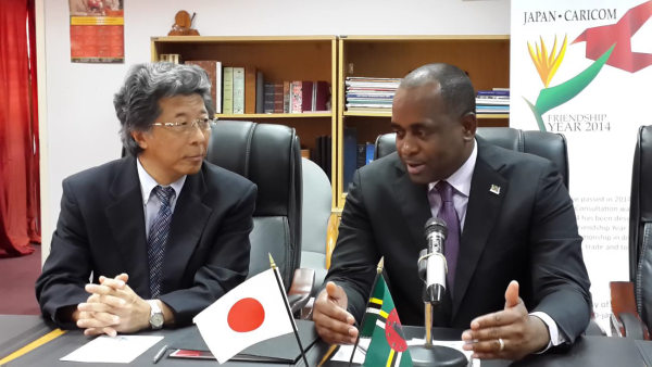 Prime Minister Skerrit Attends CARICOM – Japan Summit 4