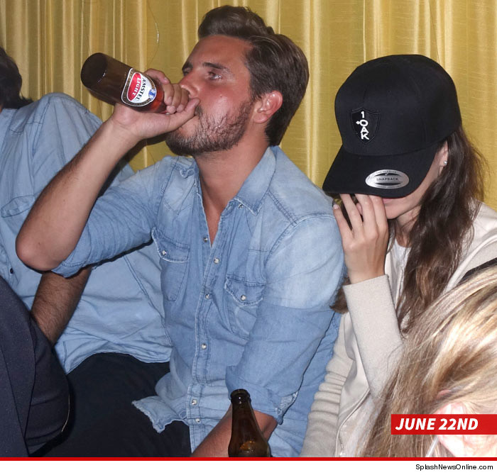 Alcohol Poisoning Sends The Lord To The Hospital Scott Disick Alcohol Poisoning Triggers Hospitalization 6
