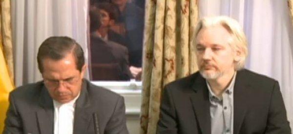 Julian Assange Plans To Leave Ecuadorian Embassy 1