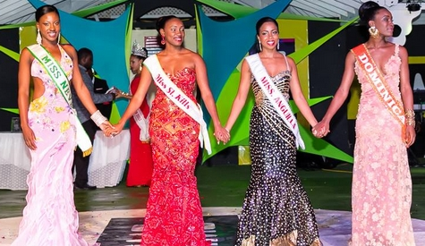 Miss St. Kitts Wins Caribbean Culture Pageant 12