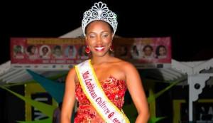 Yarayni Morton_Miss Caribbean Culture 2014