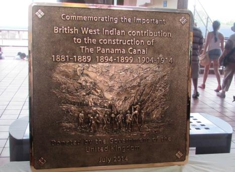 British government honours West Indians who helped build Panama Canal 1