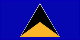 st-lucia-flag