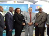 Minister Gerald Hadeed advances discussions with Caribbean Ministers on the Southern Caribbean Cruise Initiative