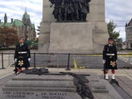 The soldier killed in Wednesday's shootings near the Canadian Parliament in Ottawa has been identified as Cpl. Nathan Cirillo