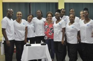 Jamaican Massage Therapists