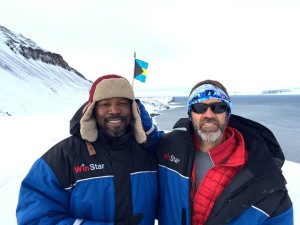 Bahamians become North Pole explorers