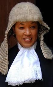 Baroness Patricia Scotland, Dominica's Prime Minister Roosevelt Skerrit