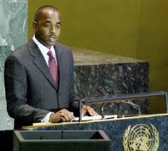 Dominica's Prime Minister Roosevelt Skerrit