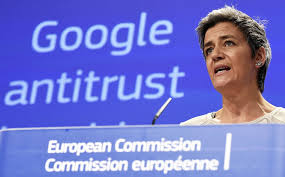 European Union Charges Google