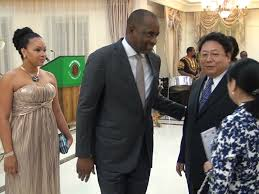 dominica china relations