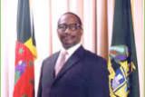 NICHOLAS JOSEPH ORVILLE LIVERPOOL FORMER PRESIDENT OF DOMINICA