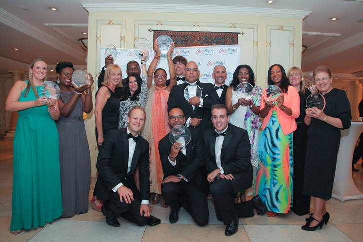 CTO UK Chapter teams up with The Telegraph Group to recognise the best of the Caribbean 8