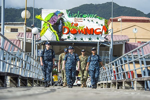 dominica non-governmental organization