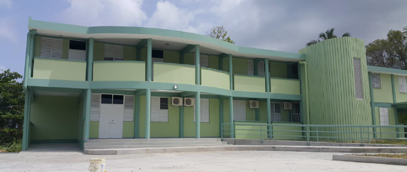NEW LAPLAINE POLICE STATION