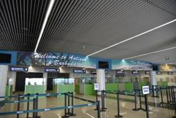 Antigua and Barbuda Opens the Caribbean's Newest and Most Modern State of the Art Airport Terminal 9