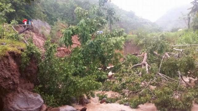 dominica more landslides