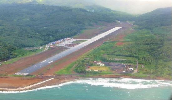 Dominica douglas charles airport