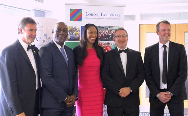 Celebrity cricket tour promotes Antigua and Barbuda 10