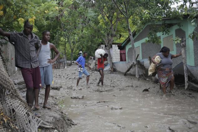 Dominica waived charges on relief aid