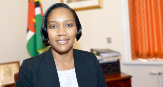 Dominica urges global change