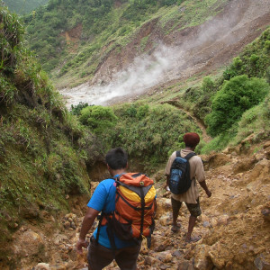 Dominica announces status of hiking trails 1
