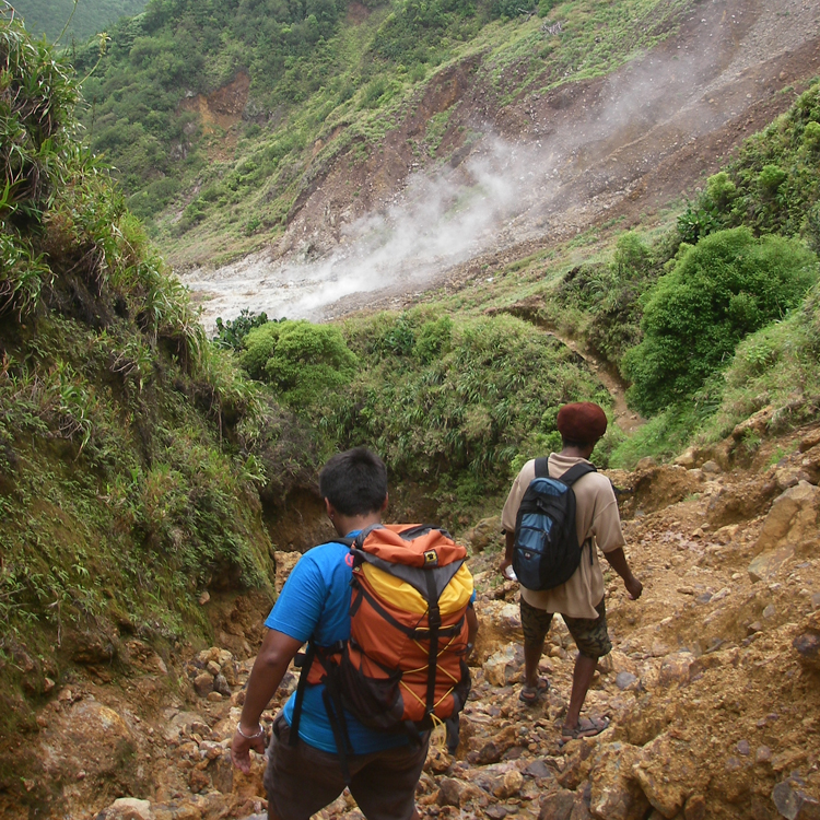 Dominica announces status of hiking trails 3