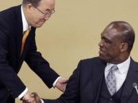 Ng Lap Seng and former UN General Assembly President