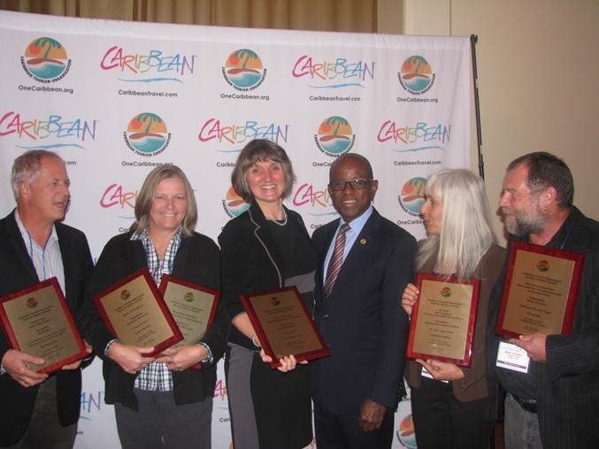 Outstanding Canadian travel journalists recognized at CTO Caribbean Tourism Awards event 8