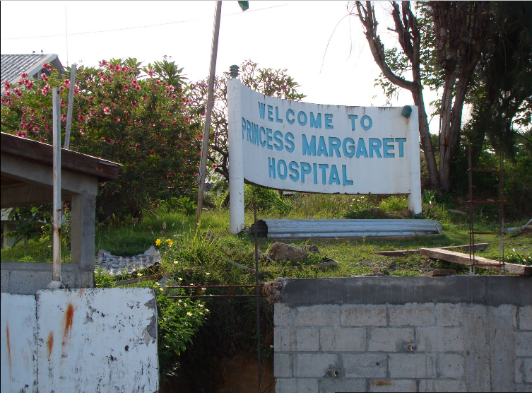 Dominica princess margaret hospital