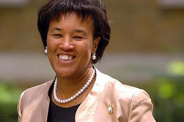 Baroness Patricia Scotland csg
