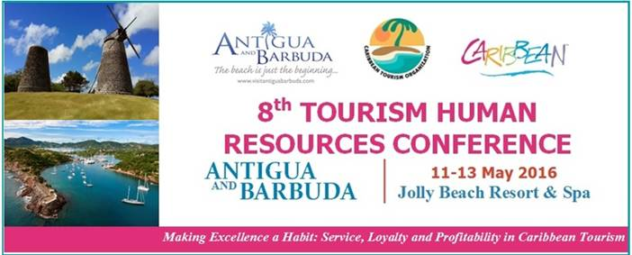 CARIBBEAN TOURISM OFFICIALS GATHER IN ANTIGUA AND BARBUDA TO ADDRESS BUSINESS AND SERVICE EXCELLENCE IN THE INDUSTRY 1