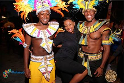 Junkanoo Carnival electrifies Grand Bahama 2