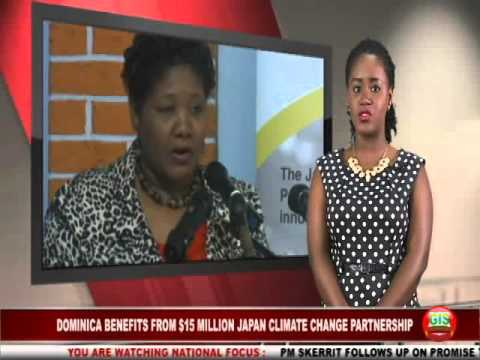 GIS Dominica, National Focus for April 11, 2016 12