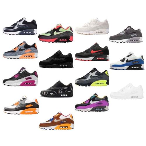 Nike Air Max 90 Essential / LTR Mens Running Shoes Sneakers Trainers Pick 1 9