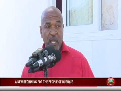 GIS Dominica Special Report: A New Beginning for the People of Dubique 1