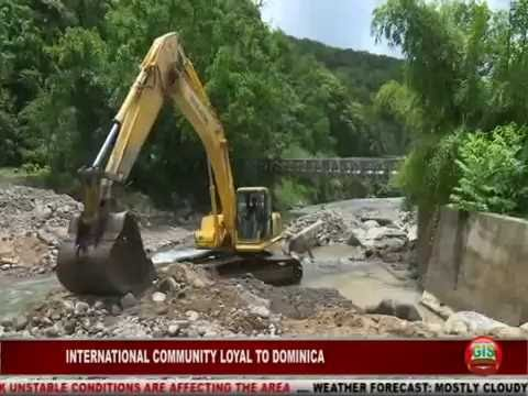 GIS Dominica, National Focus for July 21, 2016 3