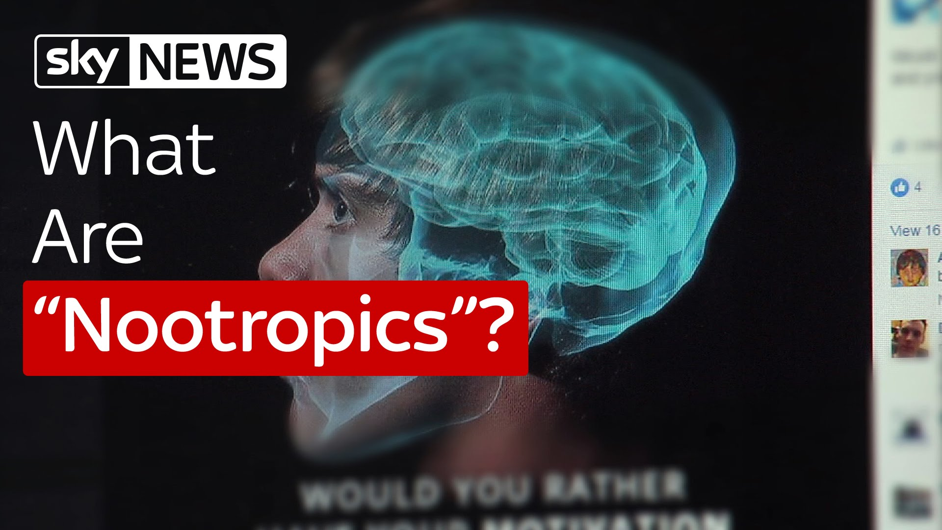 "Call To Test Benefits Of Brain-Boosting ""Nootropics"" Trend 10"
