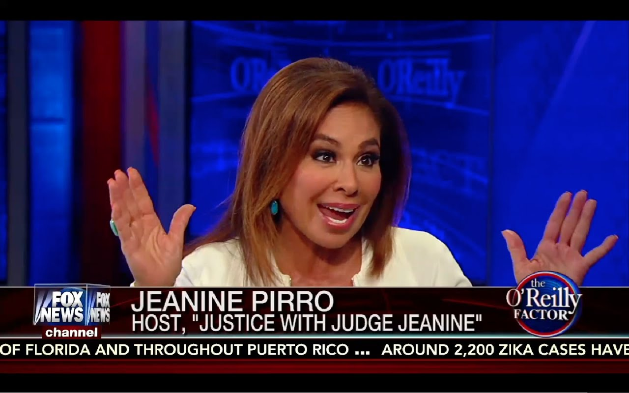 Judge Jeanine: What Donald Trump Needs to do to Win! 8/26/16 6
