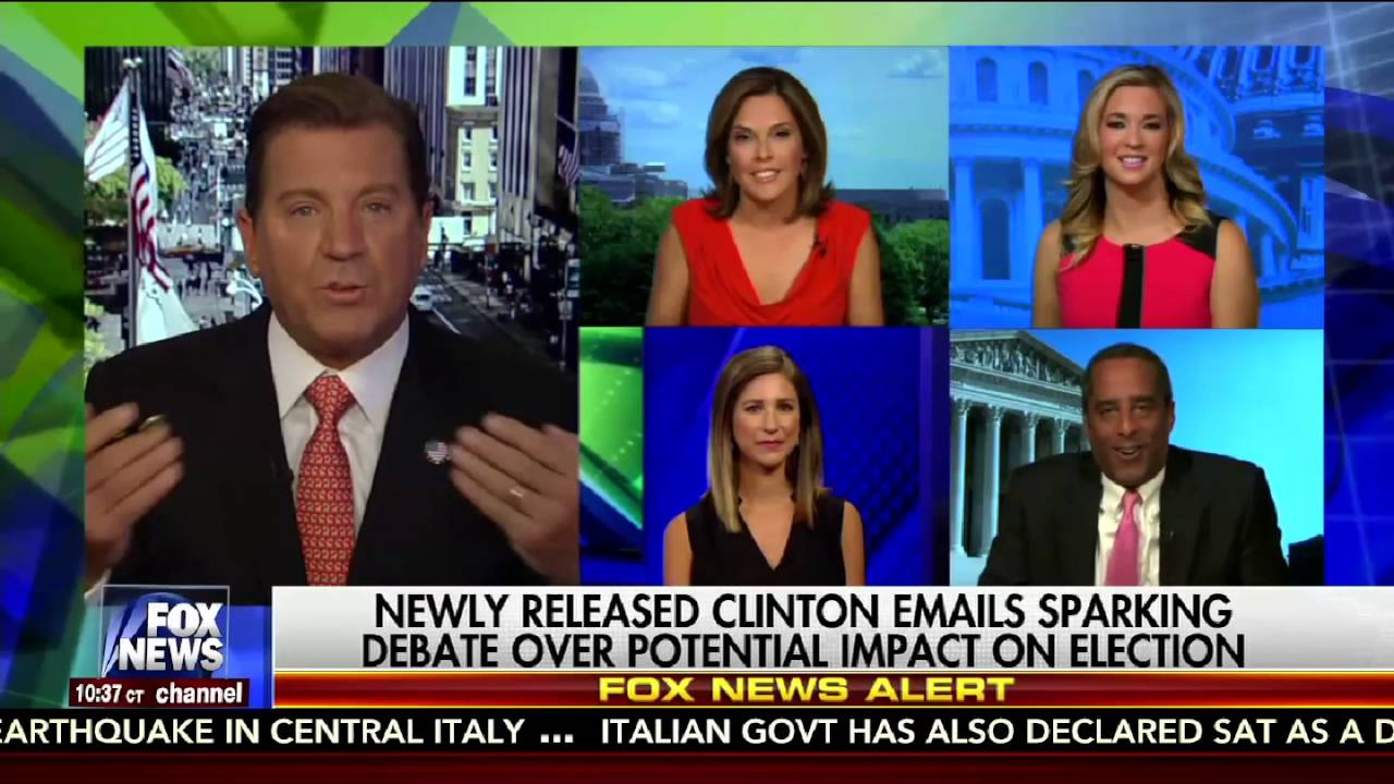 Cashin In 8/27/16 FULL: Hillary Jokes About Emails! New Clinton Emails, Trump Immigration 1